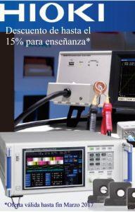 Catálogo instrumentación Hioki