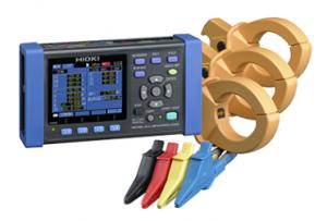 Analizador calidad suministro eléctrico Hioki