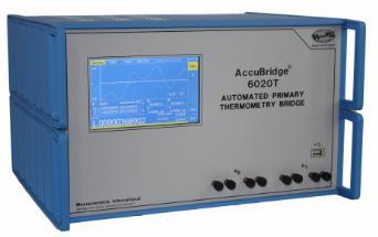 Puente primario de termometría