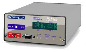 Sensores de temperatura por fibra óptica Neoptix