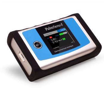 Potenciostato / galvanostato / analizador de impedancia