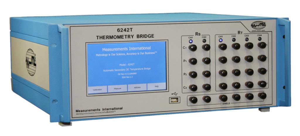 Puente medida temperatura MI
