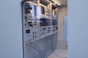 Cabina para pruebas seguras con alta tensión beteso