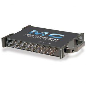 Adquisición de datos modular por Ethernet