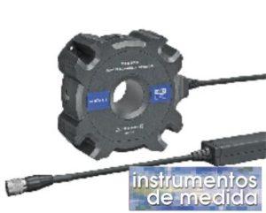 El nuevo sensor de corriente 500A, 4MHz, HIOKI CT6904 AC / DC