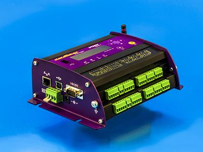 Registrador de datos universal inteligente y autónomo